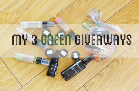 my3greengiveaways